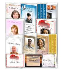Funeral Program Design Select A Funeral Program Design And Layout