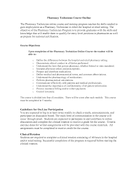 Pharmacy Assistant Resume Examples Aircraft Mechanic Resume Objective Examples
