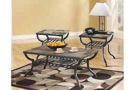 ashley antigo slate dining table antigo coffee table ashley furniture homestore