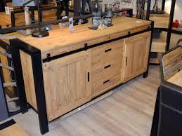 meuble de cuisine style industriel cuisine esprit loft collection et meuble salon style industriel des