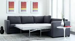 Leather Corner Sofa Beds Uk by Leather Modular Lounge With Sofa Bed Brokeasshome Com
