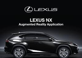 lexus uae contact lexus augmented reality outloud