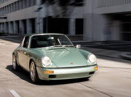 custom porsche 911 for sale custom 1977 porsche 911 targa for sale on bat auctions sold for
