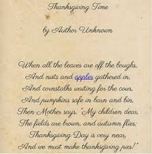 best thanksgiving poems for to recite free quotes poems