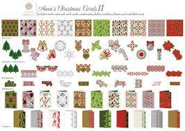 griffin christmas cards griffin christmas cards 2 cricut cartridge images 4 16