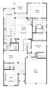 new home plan 599 in lantana tx 76226