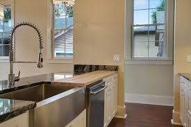 AirgapfaucetKitchenContemporarywithfarmhousesinkfaucet - Kitchen sink air gap