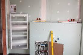 our family dream house bath towel radiators installation