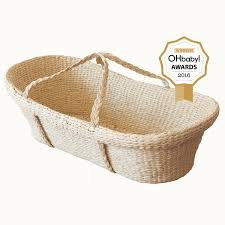 natural moses basket nature baby