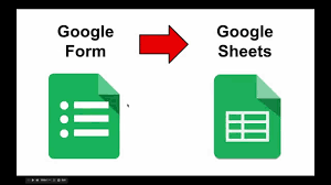 Make Spreadsheet Online Create A Google Form From A Google Spreadsheet Youtube