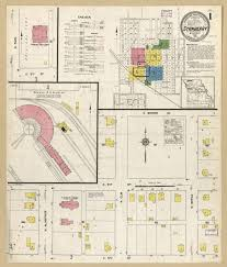 Nd Road Map Map Missouri Library Of Congress