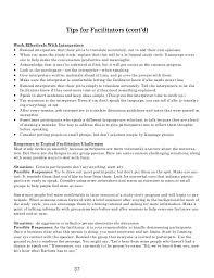 Email Sample Sending Resume by Facilitator Resume Cover Letter Contegri Com