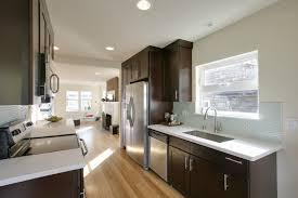 espresso kitchen cabinets with white quartz countertops ikea kitchen cabinets white cupboards inspirations ami
