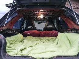 subaru bed how to make a subaru camper u2013 building a bed in your subaru