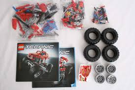 lego review 42005 monster truck rebrickable build lego