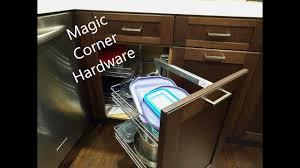 blind corner kitchen cabinet inserts magic corner hardware in a base blind corner cabinet