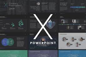 The X Note Powerpoint Template By Slidehack On Envato Elements Powerpoint Theme