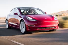 tesla exclusive tesla model 3 long range first test motor trend