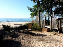 balm beach waterfront cottage tiny ontario 3 br vacation