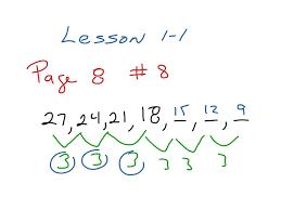 showme holt mathematics course 1