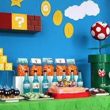 super mario bros party printables u2013 wishes