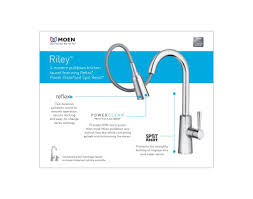 moen pull down kitchen faucet faucet com 7402srs in spot resist stainless by moen