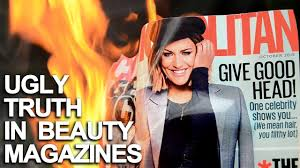 stay beautiful ugly truth in beauty magazines youtube