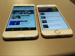 is htc android the htc one a9 is a 399 android based iphone look alike and that