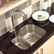 Single Undermount Kitchen Sinks by Kitchen Sinks Apron Undermount Stainless Steel Triple Bowl