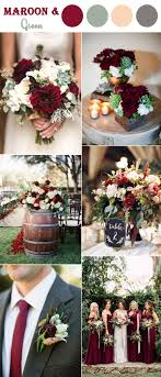 wedding colors the 10 fall wedding color combos to in 2018