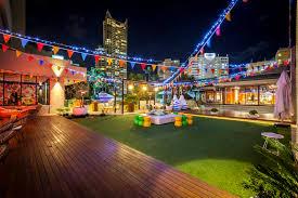 gold coast outdoor event venue calypso terrace qt gold coast