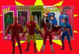 Halloween Costumes 70s Ten Coolest Marvel Comics Toys 1970s Mego Ahi