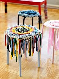 How To Make Chair More Comfortable Best 25 Ikea Stool Ideas On Pinterest Fuzzy Stool Diy Stool