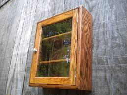 Cherry Wood Curio Cabinet Curio Cabinet 32 Unforgettable Small Wall Mounted Curio Cabinet