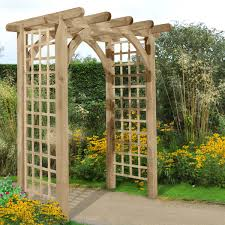 garden arches that can appeal impressive outdoor statement