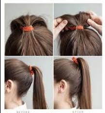 tutorial menata rambut panjang simple cara menata rambut dengan baik simple cantik sederhana dengan cepat