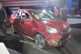 mirage mitsubishi 2015 2017 mitsubishi mirage gt shows its new face