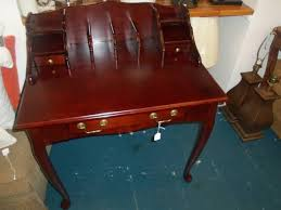 Small Cherry Wood Desk Small Cherry Wood Desk The Jackpot New Used Furniture