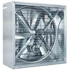 36 inch exhaust fan vf shutter exhaust fan 36 inch 10000 cfm direct drive 3 phase