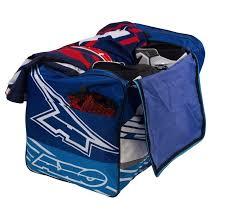 gear bags motocross axo weekender blue gear bag