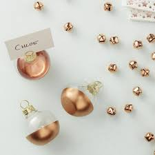 rose gold christmas u2013 the sweet party shop
