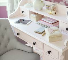 Pottery Barn Mega Desk Hailey Desk U0026 Low Hutch Pottery Barn Kids