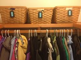 5 tips to an organized hall closet simply b organized