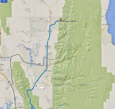 Google Map Utah by Dream Packer Trail Adventures Logan Utah High Creek