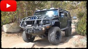 hummer h1 vs hummer h2 vs hummer h3 off road 4x4 youtube
