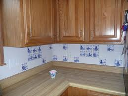 blue kitchen tiles delft blue kitchen back splash blue and white ceramic tile