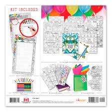 coloring birthday cards 2018 pattern birthday coloring calendar kit birthday calendar