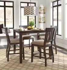 dresbar counter height dining table set u2013 best deal furniture