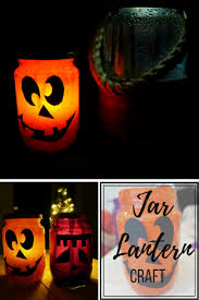 easy jar lantern craft ideal for halloween someone u0027s mum