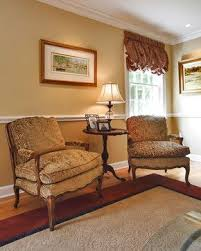 Living Room Wall Colors Concord Ivory Above The Chair Rail And - Gold wall color living room